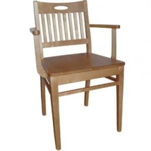 Seniorituoli Lempi on suunniteltu heille, joille korkea käsinojallinen tuoli on välttämätön joko istuinasennon tai vaikean ylösnousun takia. Lempi-tuoli on tukeva ja vakaa johtuen onnistuneesta mitoituksesta.