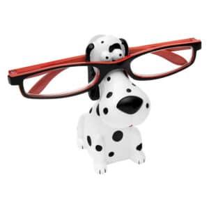 Silmalasiteline Animal koira mainio lahja lukulasien käyttäjille.