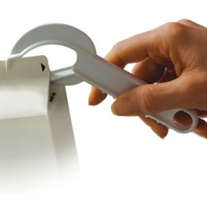 Avaaja tip top helpottaa maitotölkin avaamista