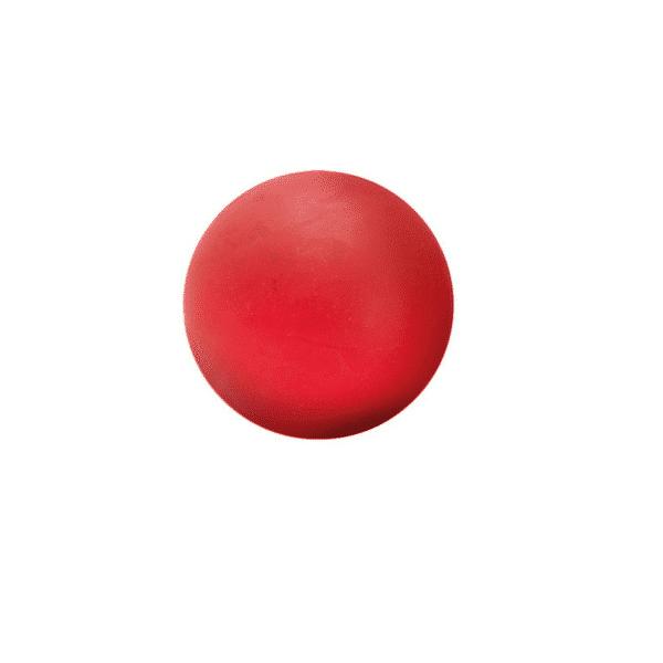 Geelipallo, stressipallo, sopii käsien lihasten harjoittamiseen, kaksi eri vahvuutta, punainen pehmeä, vihreä keskivahva.