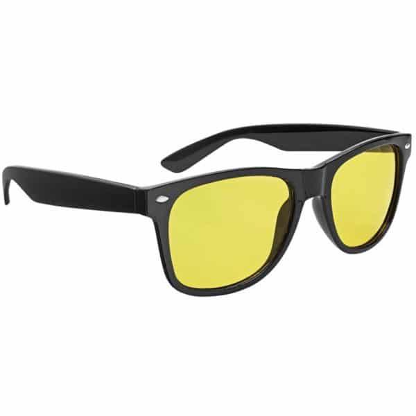 Ajolasit nightvision pimeän ajoon. Perusmalli heille, jotka eivät käytä silmälaseja ajaessa.
