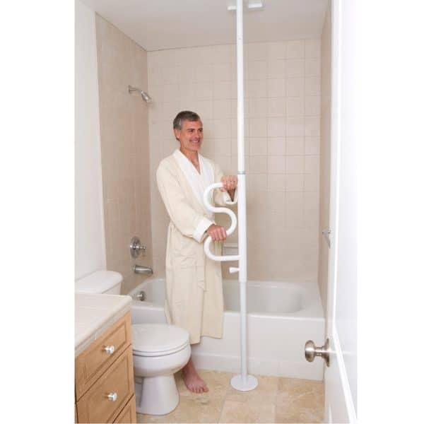 nousutanko kylpyhuoneessa