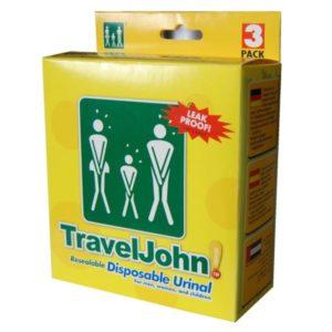 Sorsa, matkapakkaus, jossa kolme muovisella suukappaleella varustettua pikavessaa.