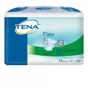 Vyövaippa TENA Flex Super 30 kpl.