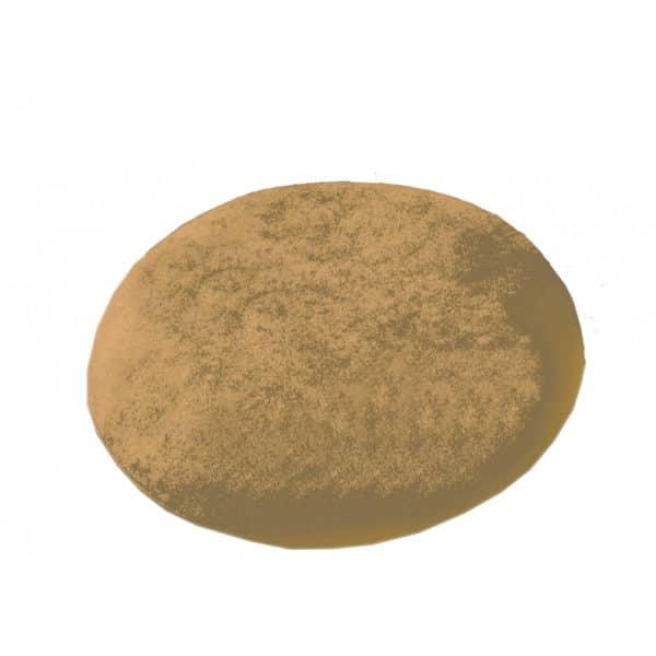 Rengastyyny lateksinen, beige, helpottaa istumista jos selkä on kipeä.