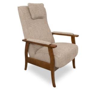 Aino keinuva seniorituoli monen seniorin suosikki. Keinuntaliike on miellyttävä lisä, muutenkin erinomaisen istuttavuuden omaavaan. tuoliin