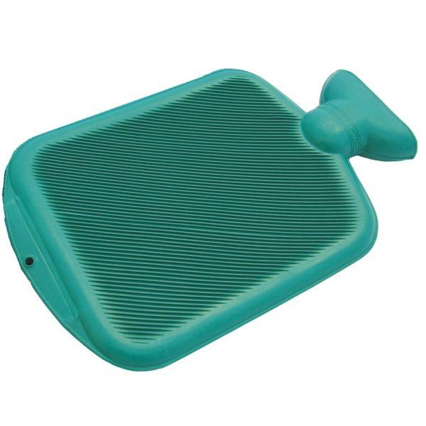 perinteinen kuumavesipullo lämmikkeeksi esimerkiksi sänkyyn