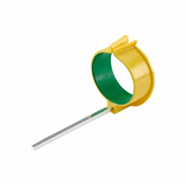 Easi-Grip puutarhatyokalujen käsivarsituki Easi-Grip PGT-AS. Sopii lisävarusteen kaikkkiin Easi-Grip puutarhatyökaluihin. Lisää voimaa heikoista käsivoimista kärsiville.