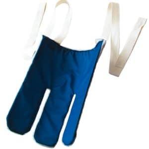 Sukanvetolaite helpottaa sukan jalkaan laittamista ja vähentää kumartamisen tarvetta