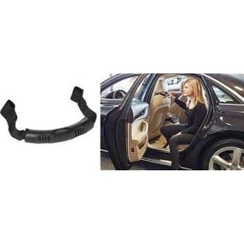 Nousuapu autosta nousemiseen. Nailonista valmistettu hihna, jonka päässä pehmustettu kädensija. Voidaan kiinnittää autossa sopivaankohtaan.