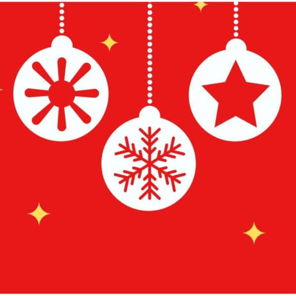 Jouluaiheinen lahjakortti Ettonet verkkokauppaan.