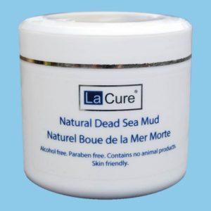 Mutanaamio La Cure vartalon ihonhoitoon, Kuolleenmeren muta tuotteet