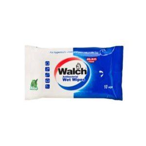 Desinfiointiliina antibakteerinen Walch, kätevä pieni pakkaus.