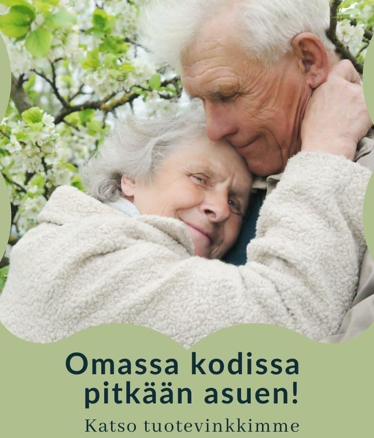 Seniorikalusteet ja hyvinvoinnin apuvälineet palvelevasta Ettonet apuvälinemyymälästä.