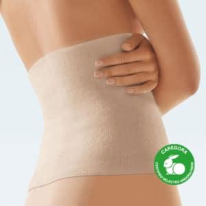 Selänlämmitin ClimaCare vartalolämmitin on ihana angoralämmitin viluisielle tai kolottavalle selälle..